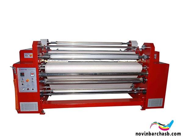چاپ هلیوگراور یا فرونقش در توليد ليبل