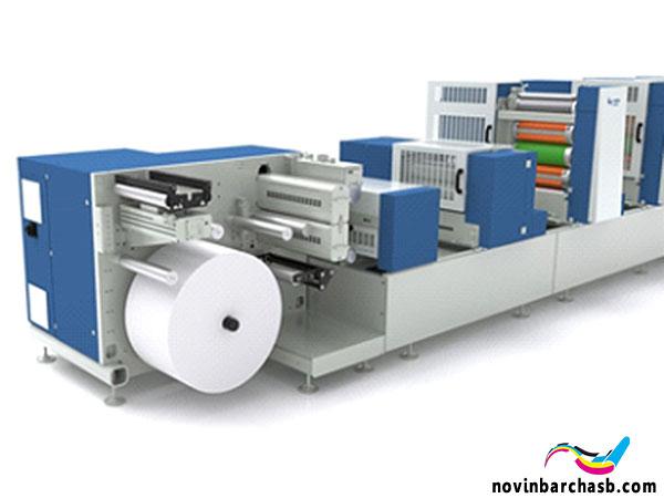 چاپ افست در توليد ليبل
