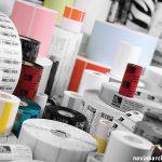 آشنایی با مراحل تولید انواع لیبل و برچسب در مراکز چاپ
